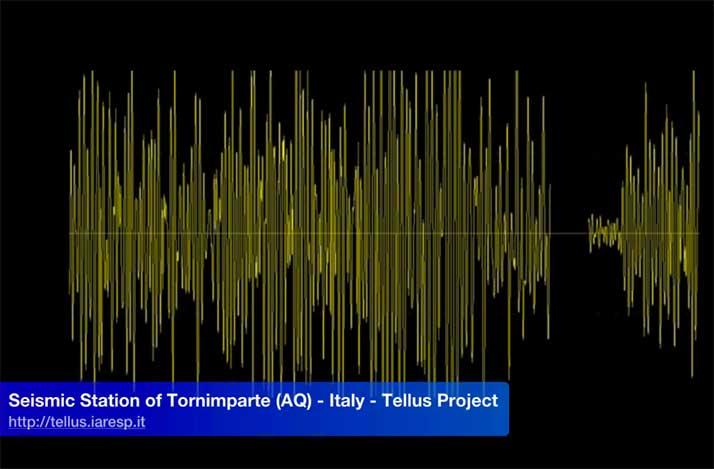 Terremoto Mw 4.2 - 16/01/2016 - ore 18:55 UTC - Molise - Baranello (CB)